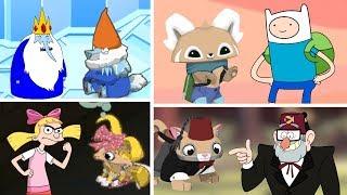 Çizgi Film Karakteri Hayvan Reçel Kıyafetler İlham Verdi