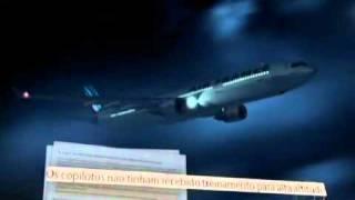 Novo relatório sobre acidente do voo 447 aponta erros de pilotos e falha de equipamentos (2011)
