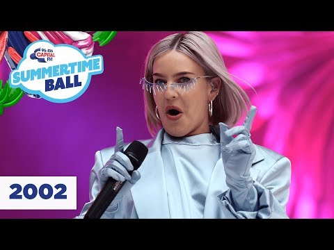 Anne Marie – '2002' | Live At Capital's Summertime Ball 2019