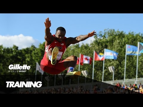 Marquise Goodwin - NFL to The Olympic Games | Gillette World Sport