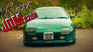 RETRO JDM MAZDA 323F 1998 || JDMazda AS F#?* ! ♛