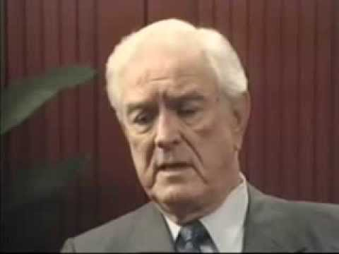 John Connally Calls JFK Movie Evil