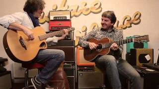 Olivier Louvel et Gilles Coquard at Guitare Village