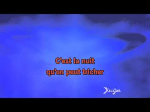 Karaoké Le pénitencier (Stade de France 2009) - Johnny Hallyday *