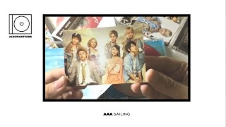 [UNBOXING] AAA - Sailing (all version)