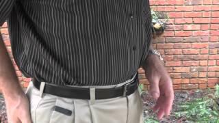 Knife Myth - Tip-up vs Tip-down Carry