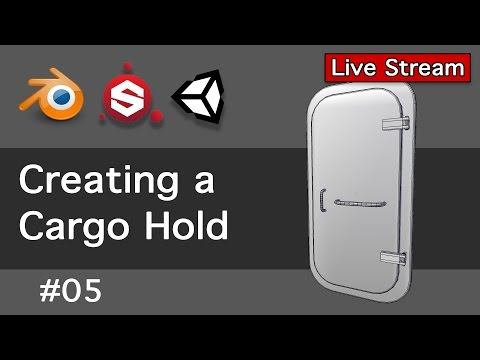 Creating a Cargo Hold 05-Live Stream