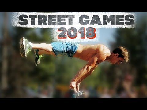 СОРЕВНОВАНИЯ STREET GAMES