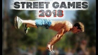 СОРЕВНОВАНИЯ STREET GAMES 2018 ЯРОСЛАВЛЬ!