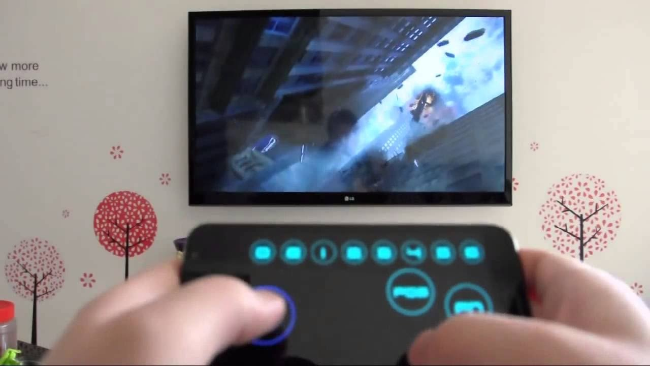 Usar Celular como Joystick - Monect PC Remote