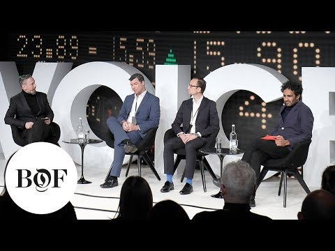 State of the Global Economy | John Ferguson, John Detrexhe, Rohan Silva | #BoFVOICES 2017