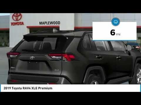 2019 Toyota RAV4 XLE Premium Maplewood, St Paul, Minneapolis, Brooklyn Park, MN K14008