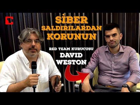 Siber Saldırılara Karşı Nasıl Korunursunuz? Microsoft Red Team Kurucu David Weston'a sorduk!