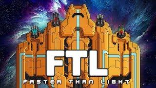 Выжигание к финальному боссу  FTL Faster Than Light 6