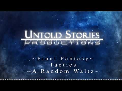 Final Fantasy Tactics- A Random Waltz
