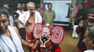 Theyyam Kutti Chathan vellattam ulloor asarikkal (ulliyeri)