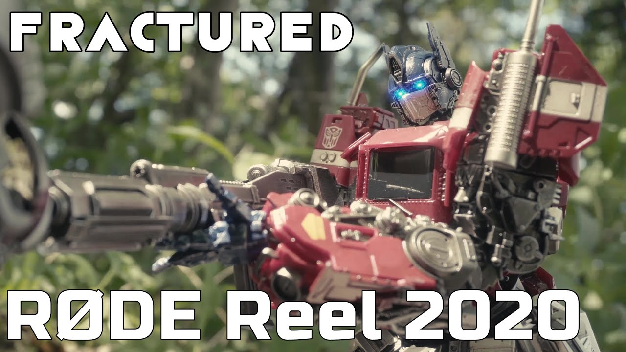 Transformers Fractured | Stop Motion - My RØDE Reel 2020