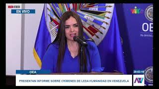 Dgcim es calificado ante a la OEA como un cuerpo criminal