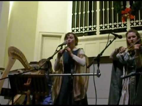"Whispering Roses play ""On Seaward Wings"", by Krista Bisceglia"