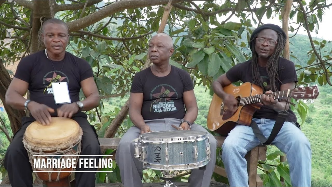 Sierra Leone's Refugee All Stars - Marriage Feeling