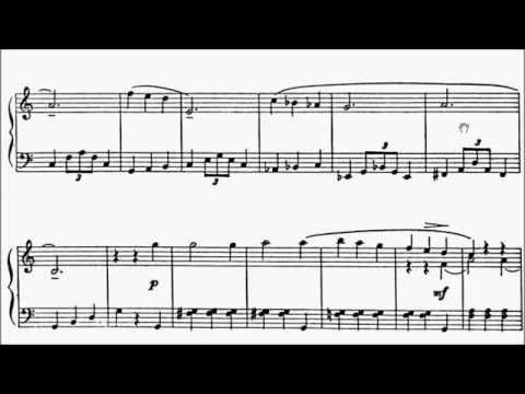 ABRSM Piano 2015-2016 Grade 4 C:3 C3 Prokofiev Progulka (Promenade) Op.65 No.2 Sheet Music