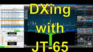 dxing with jt 65