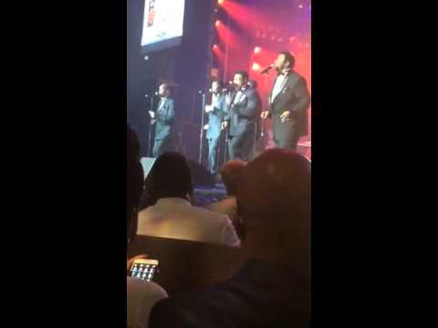 The Temptations Review featuring Dennis Edwards