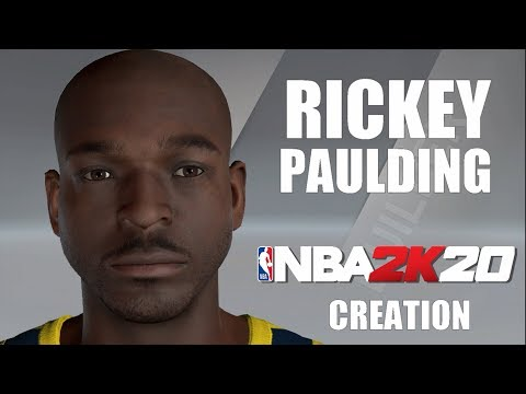 NBA 2K20 ✪ How to create Rickey Paulding // EWE Baskets Oldenburg (EasyCredit BBL/7Days EuroCup)