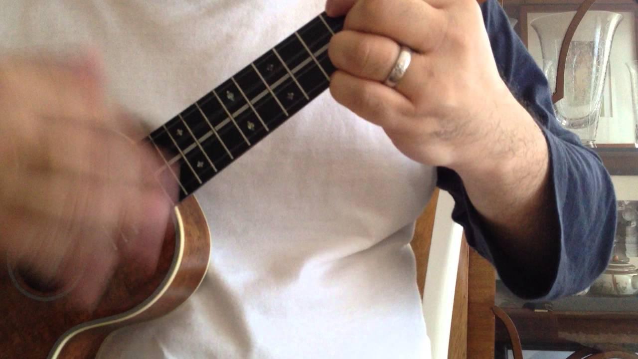 Ukulele Swing ukulele cover/ウクレレ・スウィング ウクレレソロ - YouTube