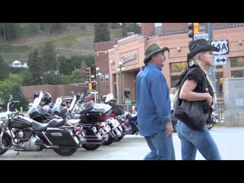 Harley Riders Trip Out West
