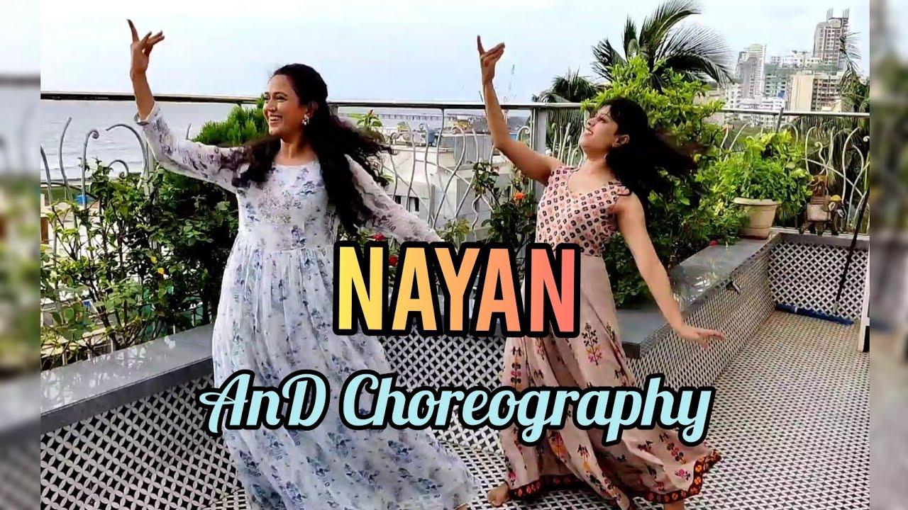 Nayan ll AnD Choreography - Sangeet Choreography II Dhvani Bhanushali Dance cover