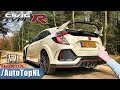 Honda Civic Type R 2018 REVIEW POV Test Drive AUTOBAHN & FOREST ROAD by AutoTopNL