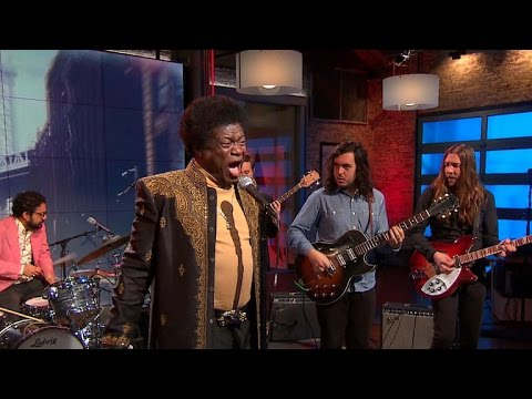 Saturday Sessions: Charles Bradley performs