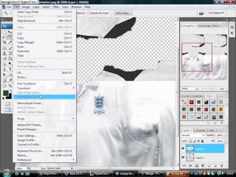 cómo crear camisetas de futbol en hd para gta sa? p.1/2 - youtube