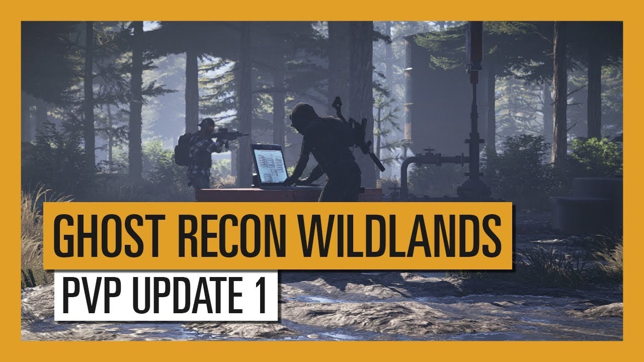 GHOST RECON WILDLANDS: PVP Update 1 - Interferenza