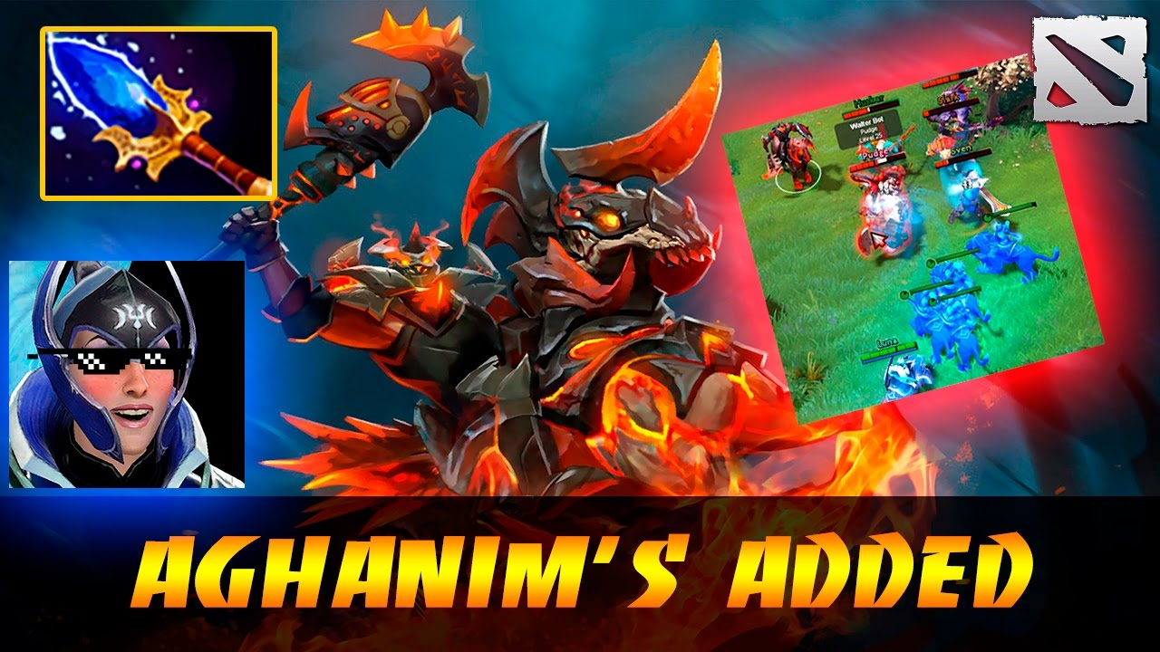 Chaos Knight Aghanim's Scepter Dota 2 Patch 7.00