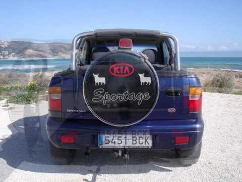Kia Sportage 4x4 Open Back With Hard Top For In Spain 3 995