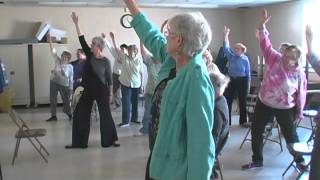 Bay County Division on Aging - Senior Chair Yoga Program