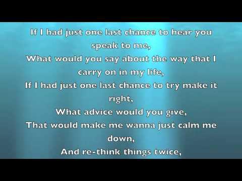 Last Chance -ABK(with lyrics)