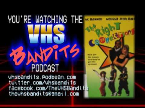 VHS Bandits Podcast Ep2 - The Right Connections