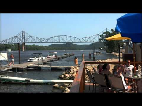 Eight days on the Upper Mississippi River