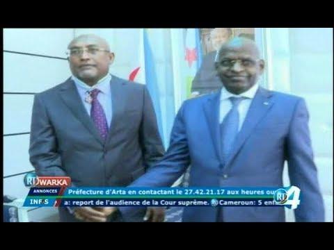 Télé Djibouti Chaine Youtube : JT Somali du 02/11/2017