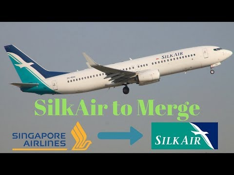 SilkAir to MERGE with Singapore Airlines! All you need to know...