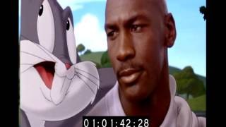 Selections From The Greatest Movie Ever: Space Jam