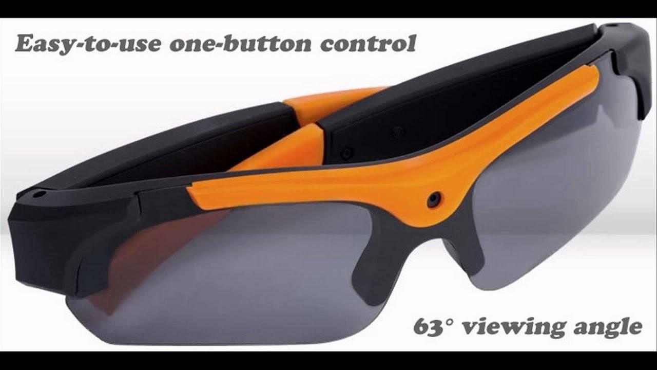 b78b53a92457 Best HD Video Camera Glasses - YouTube
