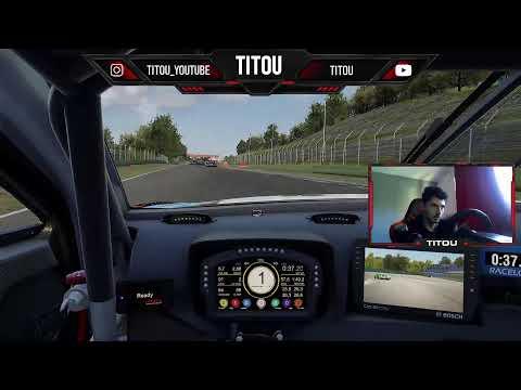 TEST du nouveau dlc Assetto Corsa Competizione  2020 gt world challenge pack |