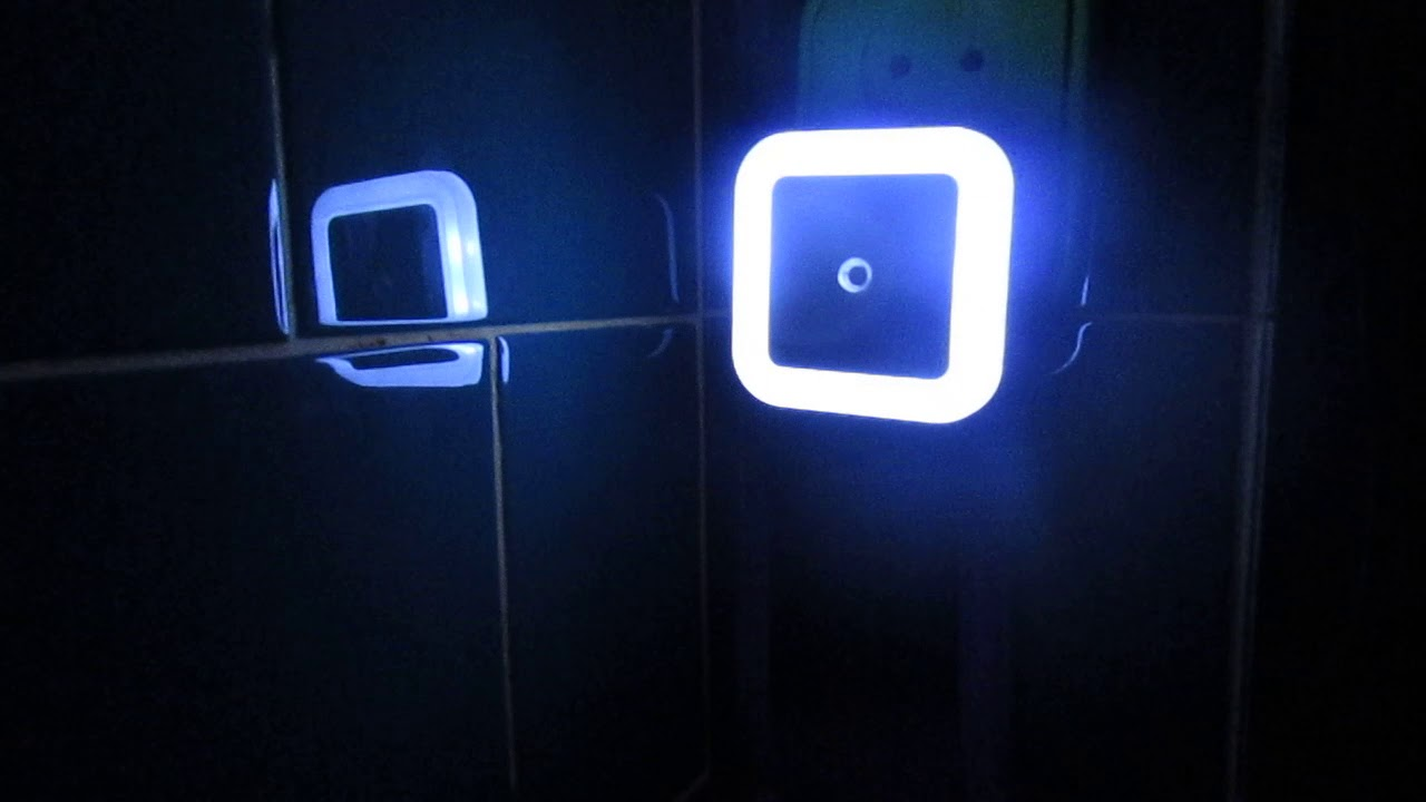 Smart LED Night Light Bedroom Induction Lamp bought at gearbest.com