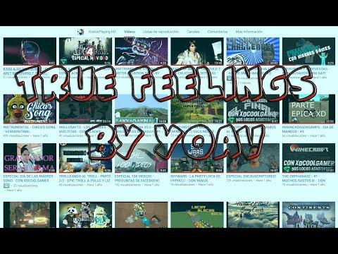 YOAV RL - TRUE FEELINGS (KRATOS MONTAGE EDITION)