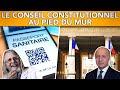 Loi Covid : le Conseil Constitutionnel n'a plus le choix !