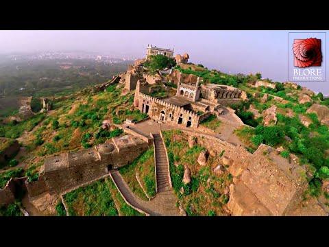 Golconda Fort - गोलकोंडा  - Hyderabad, Telangana